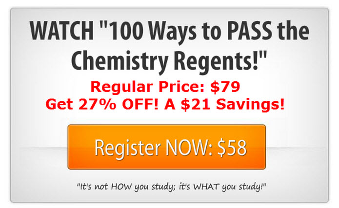 January, 2015 Chemistry Regents: Questions, Answers ...